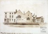 Riding School, Montpelier, Julian Road, July 1851