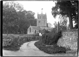Priston Church 1932