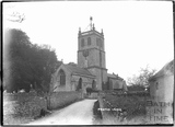 Priston Church, 1932