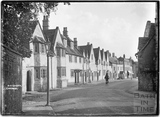 Old Houses, High Street, Corsham, c.1937