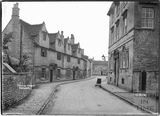 View down Church Street, Corsham, c. August 1922