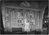 Inside Corsham Church, 5 January 1937