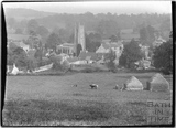 View of Kilmersdon No.3 , Somerset c.1938