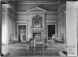 Interior, Worcester Lodge, Badminton, Wiltshire c.1930