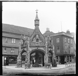The Market Cross, Salisbury c.1900