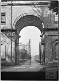 The Golden Gates, Longleat c. May 1938