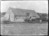 The Tithe Barn, Pilton, Somerset, 1934