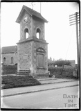 The Jubilee Clock Tower, Atworth, Wiltshire c.1920s