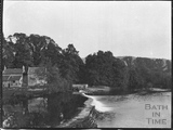 Bathampton Mill, looking derelict c.1900