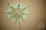 27 Marlborough Buildings, ceiling rose date unknown