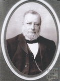 Thomas Carr, owner of the Twerton Mills c.1880