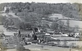 View of Claverton and Claverton Manor c.1910
