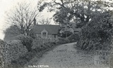 House at top of Ferry Lane, Claverton c.1910