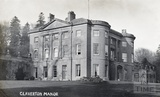 Claverton Manor, now home of the American Museum in Britain, posted 1908