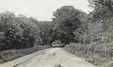 Mill Lane, Bathampton, posted 1908