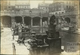 The recently discovered Roman Great Bath, Bath 1890