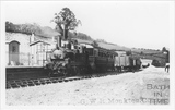 G.W.R. Monkton Combe Station c.1920