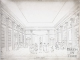 Pump Room, Bath 1804