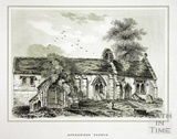 Ditcheridge - Ditteridge Church 1853