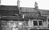 Condemned house in Morford Street / Lampards Buildings 1972