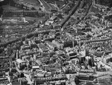 c.1930 Aerial view of the city of Bath, looking north east