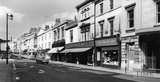 East side of Southgate Street, viewed from the south, August 1966