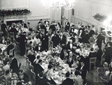 Visit of Princess Marina, Duchess of Kent for the Assembly Rooms reopening ball 1938