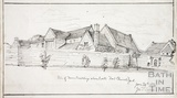 Chapman's Farm, Bathford, above the church, June 29 1872
