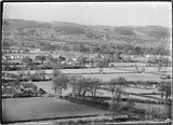View from the hills of Langford, Somerset No.2 9 March 1939