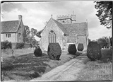 Lullington Church, near Beckington, Somerset c. 13 October 1935