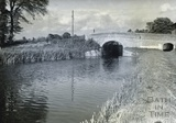 The Kennet and Avon Canal near Devizes c.1950