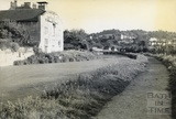 Baird's Maltings on the Kennet and Avon Canal, Sydney Gardens, Bath c.1950