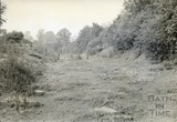 Canal bed looking west from Radford c.1950s