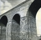 Viaduct at Pensford on the Bristol and North Somerset Railway c.1950s