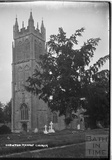 Chewton Mendip Church c.1930s