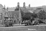 Broadway, Worcestershire c.1930 - detail
