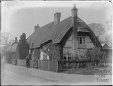 Timber framed house, Avebury, Wiltshire, 1926