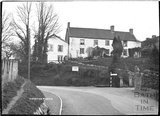Village Scene, Compton Martin, Chew Valley, Somerset c.1930s