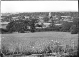 View of Leigh on Mendip, Somerset 28 June 1935
