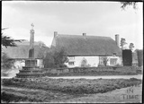Cross and Priests House, Mulchelney. Near Langport, Somerset, c.1930s