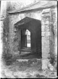Doorway, Cleeve Abbey, near Washford, Somerset, c.1920s