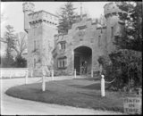 Bath Lodge, gateway near Farleigh Hungerford, c.1910s