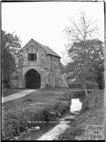 Gatehouse, Cleeve Abbey, near Washford, Somerset, c.1930s