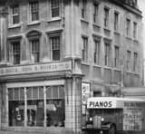 The Head Office and modern premises of Duck Son & Pinker, Bridge Street 1948