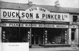 The Swindon branch of Duck Son & Pinker, 1948