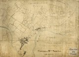 A Plan of the Parish of Walcot, Thomas Thorpe 1740