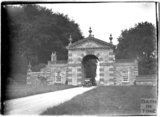 Gateway, Fonthill Bishop, Wiltshire, c.1930s
