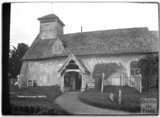 St Andrews Church, Timsbury, Hampshire, c.1935