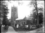 St Christopher's Church, Lympsham, near Weston-Super-Mare, Somerset, c.1930s