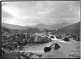 View of Snowdon, near Capel Curig, North Wales c.1920s